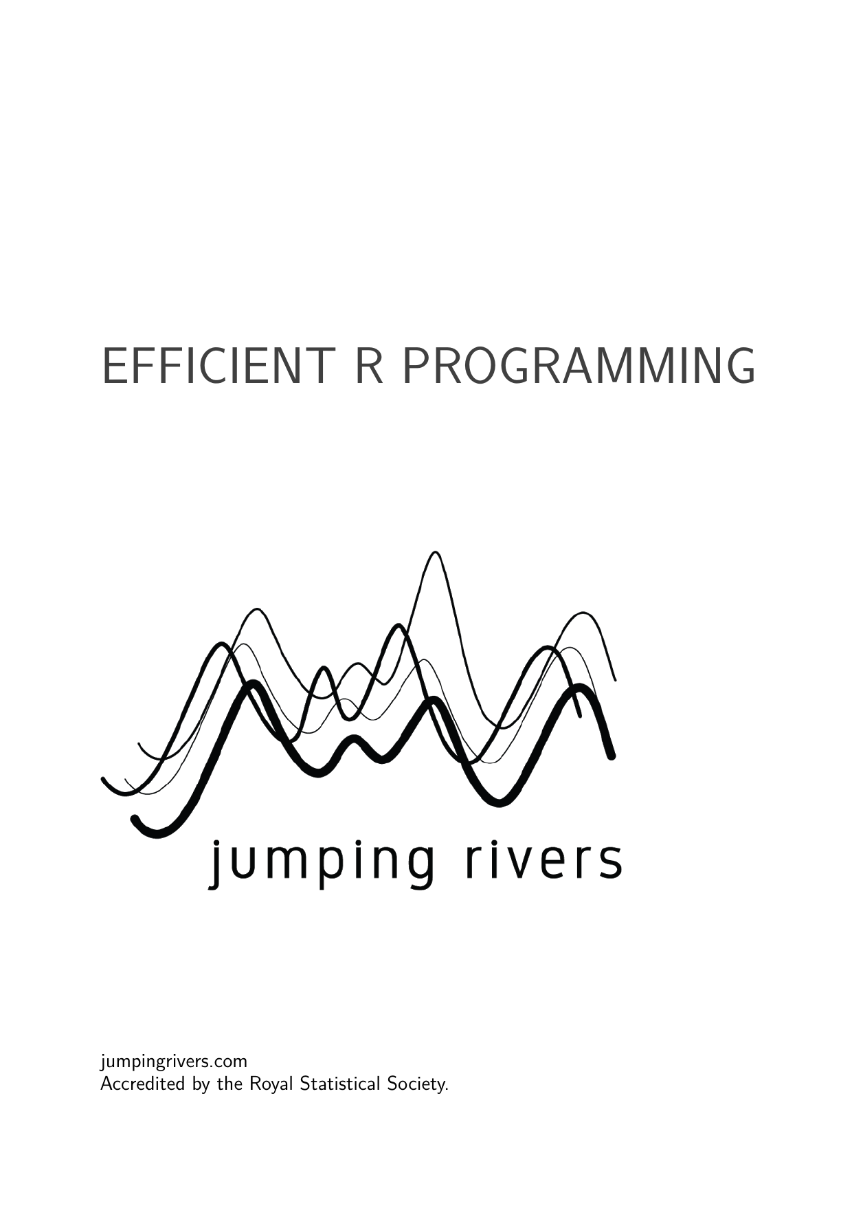 Example course material for 'Efficient R Programming