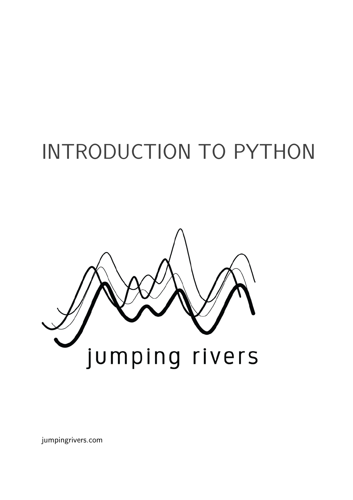 Example course material for 'Introduction to Python