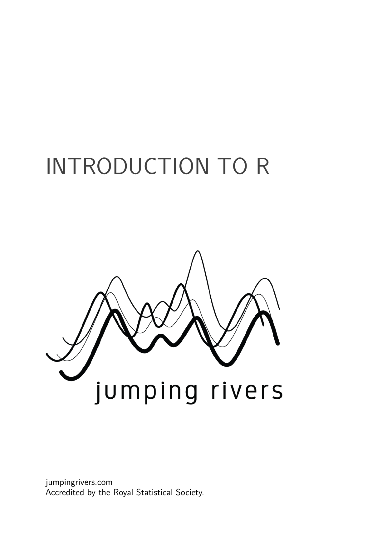 Example course material for 'Introduction to R'