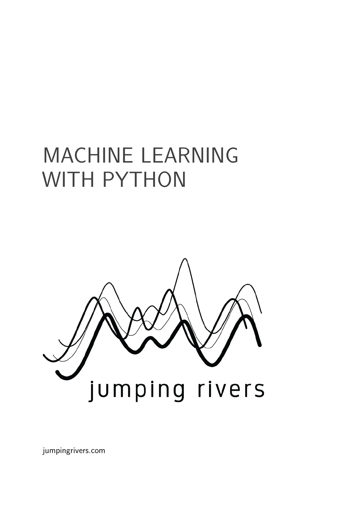 Example course material for 'Machine Learning with Python