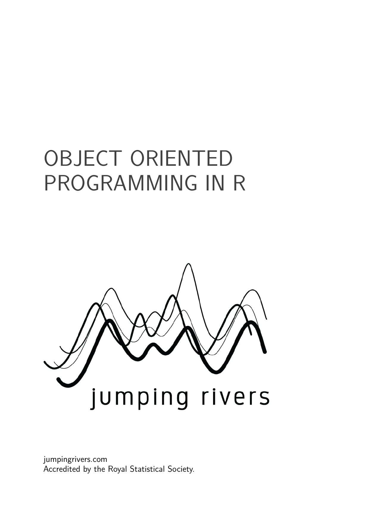 Example course material for 'Object Oriented Programming in R