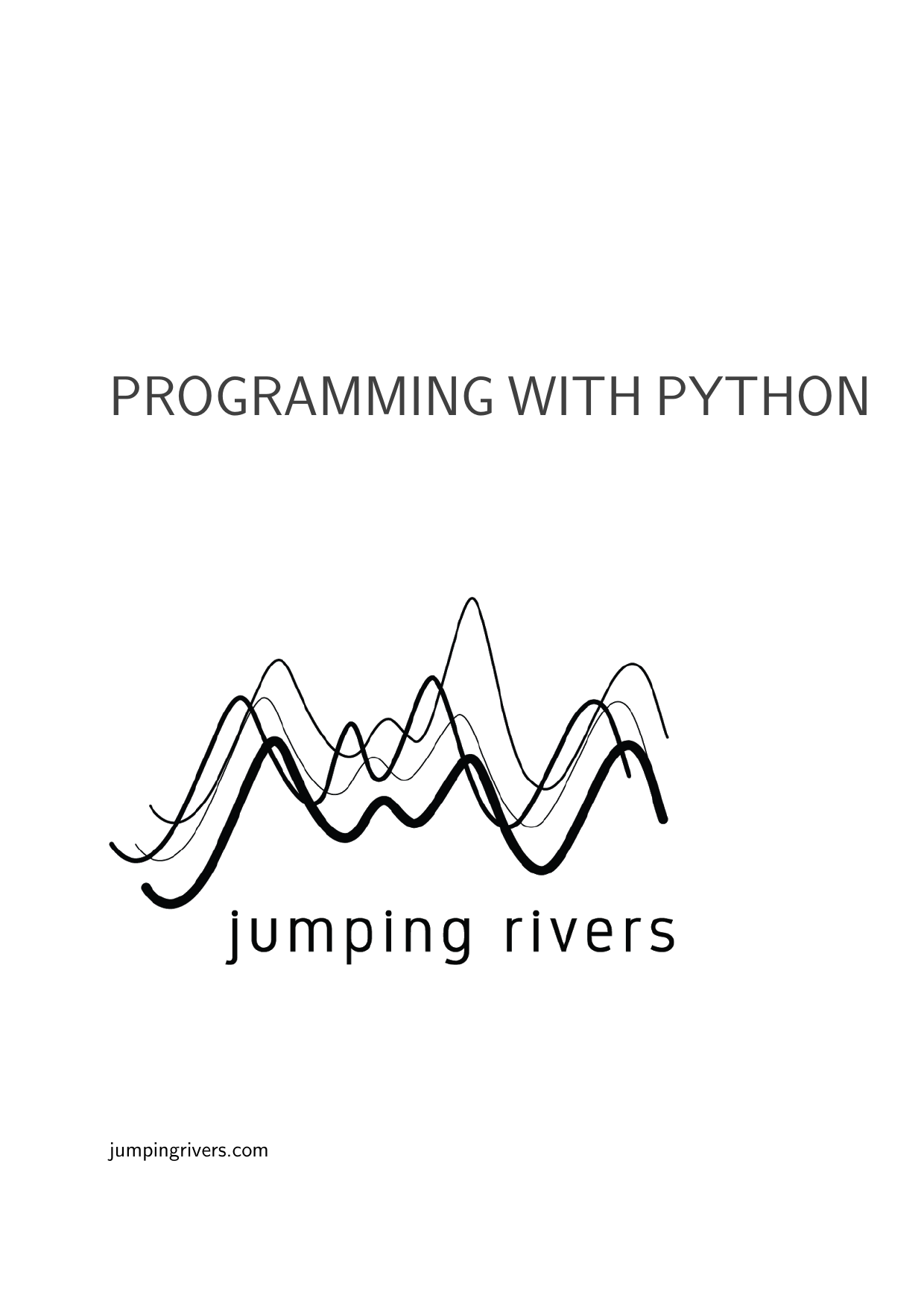 Example course material for 'Programming with Python